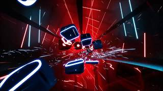 Beat Saber - Through The Fire And Flames 2 Million Points