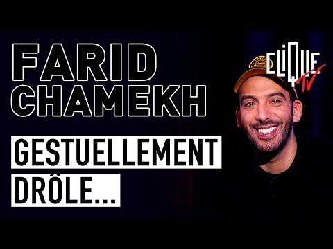Farid Chamekh : Gestuellement Drôle - Solo Avec Sulo