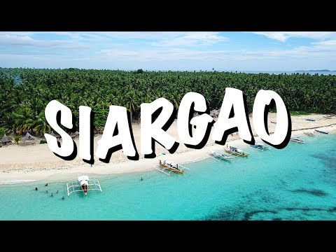 The Beauty of Siargao Island, Philippines