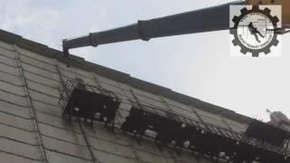 видео Ремонт металлоконструкций