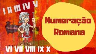 Numeração Romana - Matemática 1º ciclo - O Troll explica.