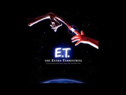 E.T The Extra Terrestrial Soundtrack ᴴᴰ