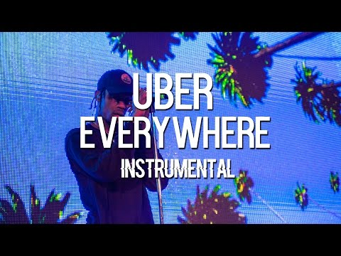 Madeintyo - Uber Everywhere (Instrumental)