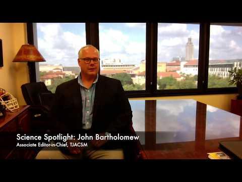Science Spotlight: John Bartholomew