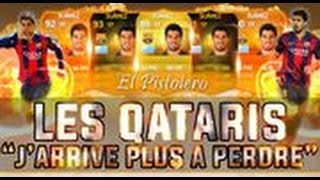 FUT 15 | LES QATARIS | J
