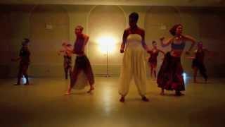"""Klara Beyeler Choreography """"I ammmh..."""" on Kothbiro, Ayub Ogada"""