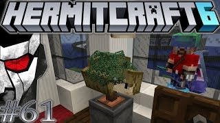 Hermitcraft VI - GRIAN ROBBED US! NOBODY TOUCHES MY BUSH! - Let