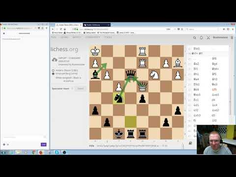 Chess Cruncher TV 12 12 2017