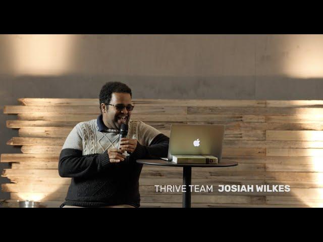 Thrive Church Online | 12th June | Josiah Wilkes