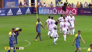 SUFCtv: HIGHLIGHTS Solihull Moors vs Sutton United VNL 18/8/18