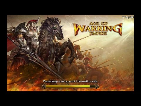 Weekly Android game review! Age of Warring Empire!