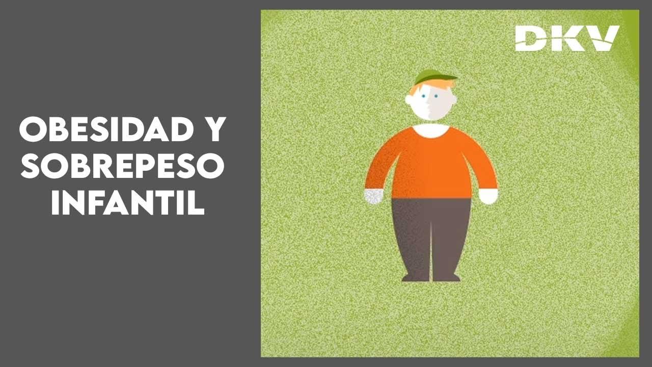 sobrepeso y obesidad infantil en españa