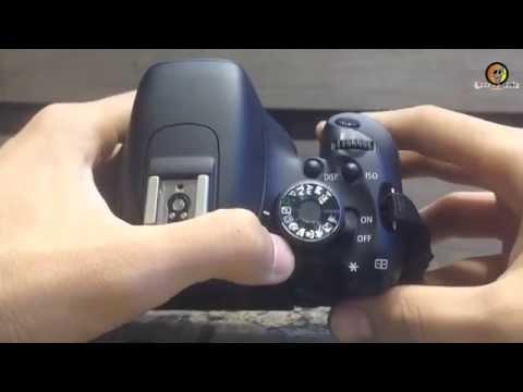 شرح مفصل لكاميرات الديجيتل Canon 600D ومبادئ التصوير DSLR