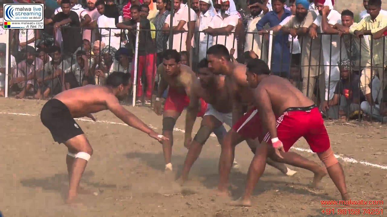 NANGAL (Dehlon-Ludhiana) Kabaddi Cup Aug-2014 (HD). Part 2nd.