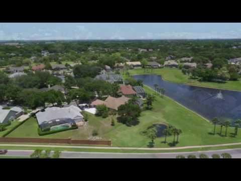 Orlando Golf Course / Water Views - 474 Arrowmount Pl Lake Mary, FL 32746 Video