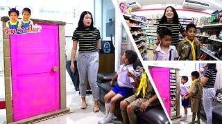 กล่องกระดาษ-ประตูไปไหนก็ได้-ไปซื้อขนมเซเว่น-ไปโรงเรียนสายแล้ว-ละครสั้นหรรษา-วินริว-สไมล์