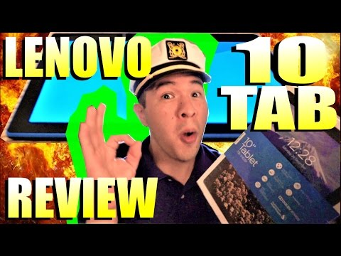 Lenovo TAB 10 Tablet Review | Unboxing + Overview + Performance Test | Model TB-X103F 10.1'
