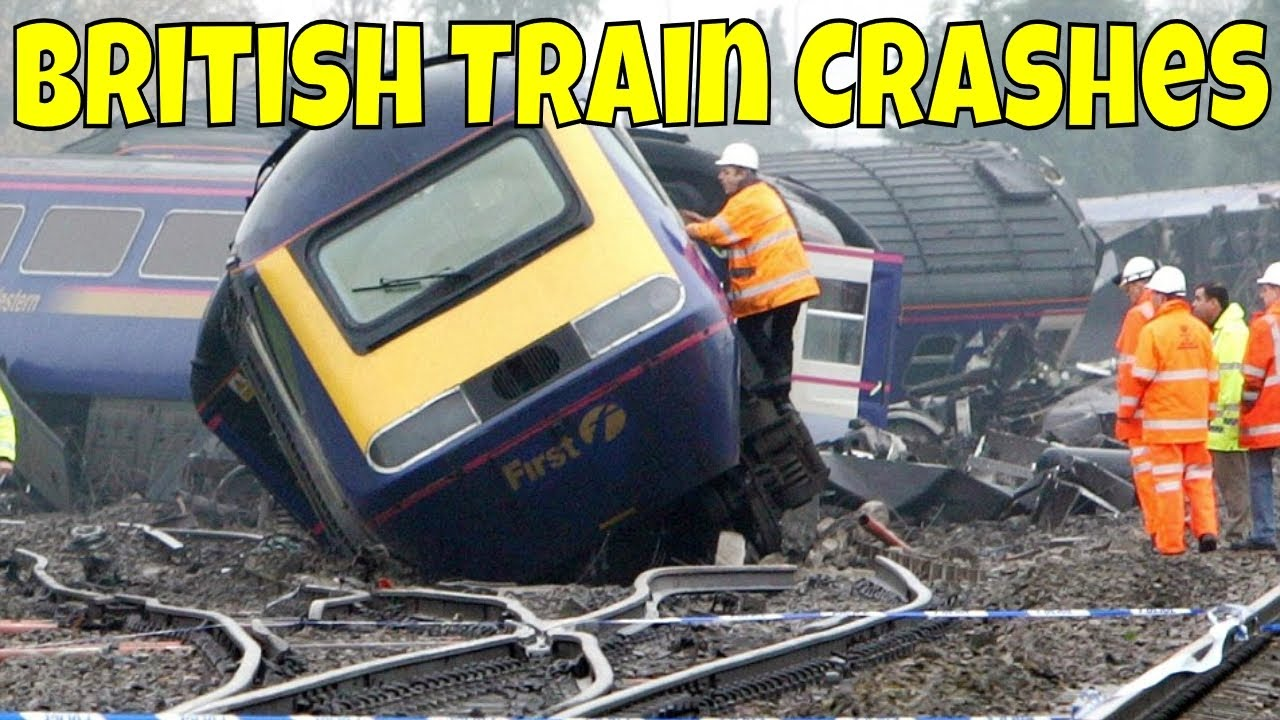 British Train Crashes