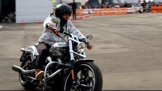Тест драйв сразу 3 мотоциклов Harley-Davidson 2017 года! Открытие мото сезона в Краснодаре.