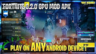 How to play Fortnite 7 20 on any Android Device - GPU Fix APK - Not