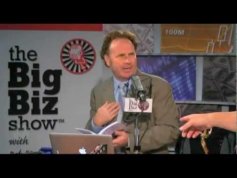 Patrick Alain -- The Big Biz Show, National TV Broadcast