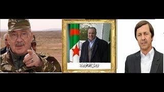 الإنقلاب عسكري  في الجزائر هد الأيام جراء إهانة سعيد بوتفليقة إطارة الدولة ومؤسستها