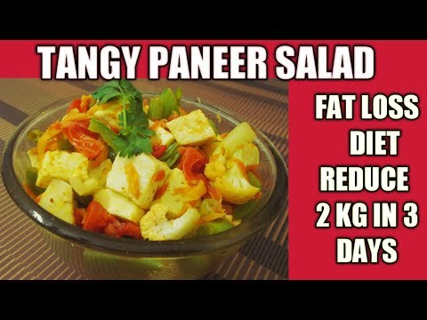 paneer-salad-for-weight-loss-||-easy-paneer-salad-for-weight-loss