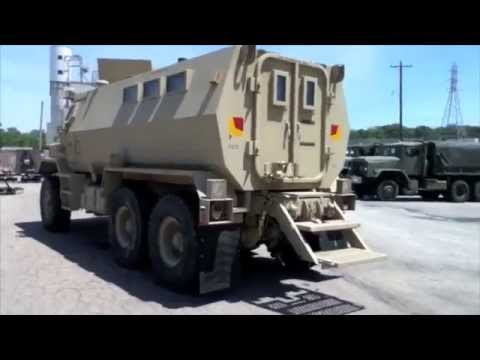 Converted M923a2 5 Ton Cargo Truck On Govliquidationcom Youtube