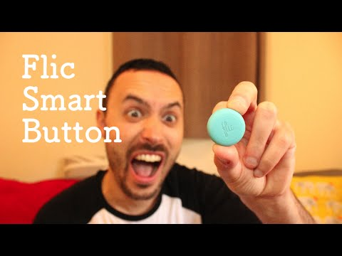 FLIC - programmable smart button!