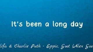 Eppic Goot KHS - See you again LYRICS HD (Cover)