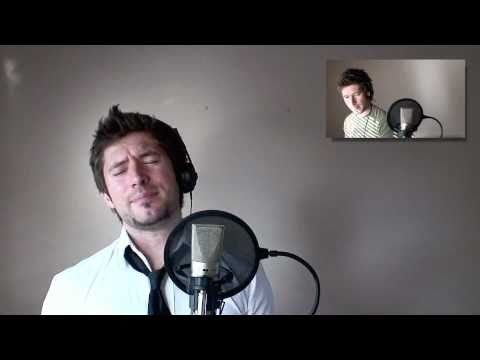 MIGUEL ft J COLE - ALL I WANT IS YOU - Daniel de Bourg all vocal cover