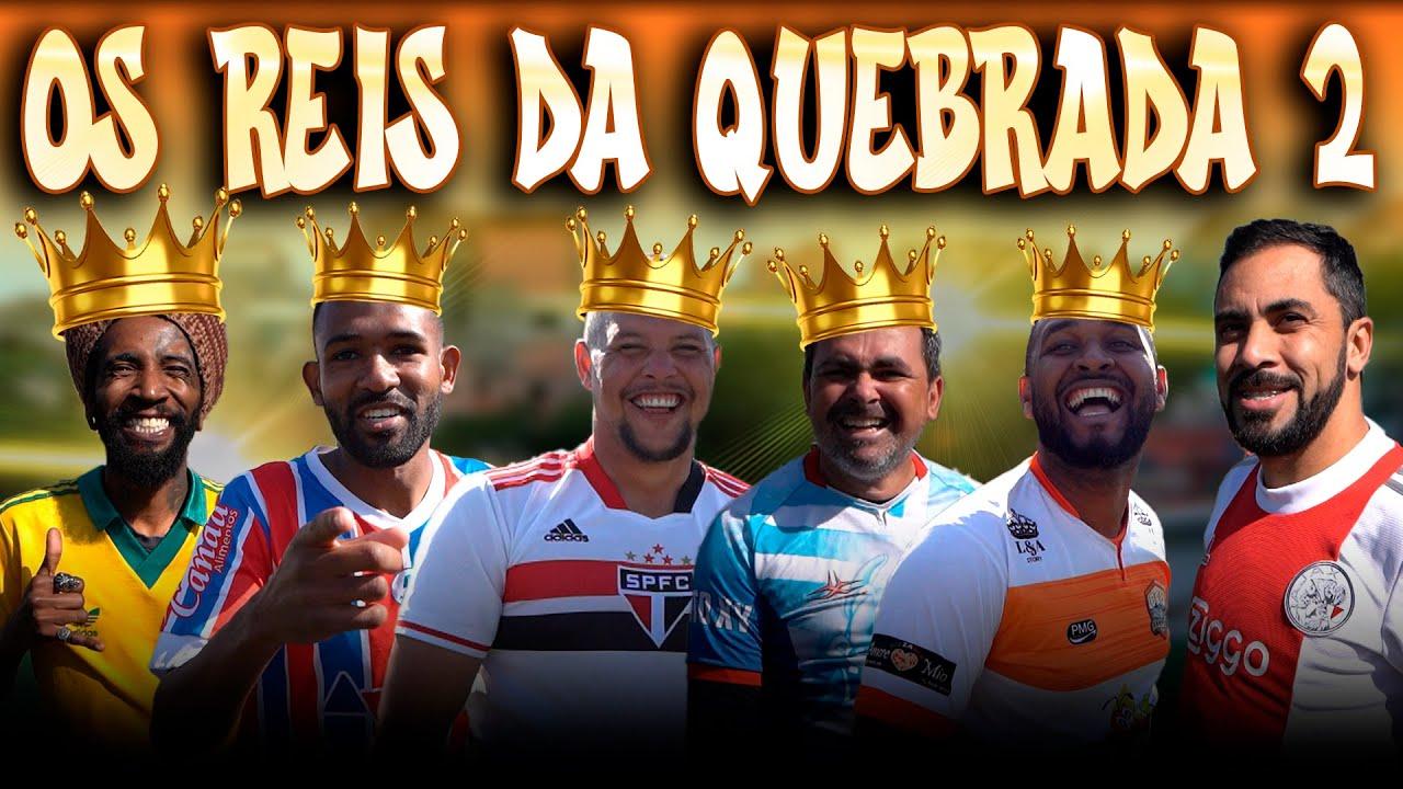 Reis da quebrada 2 - As Lendas da Vila MISSIONÁRIA!
