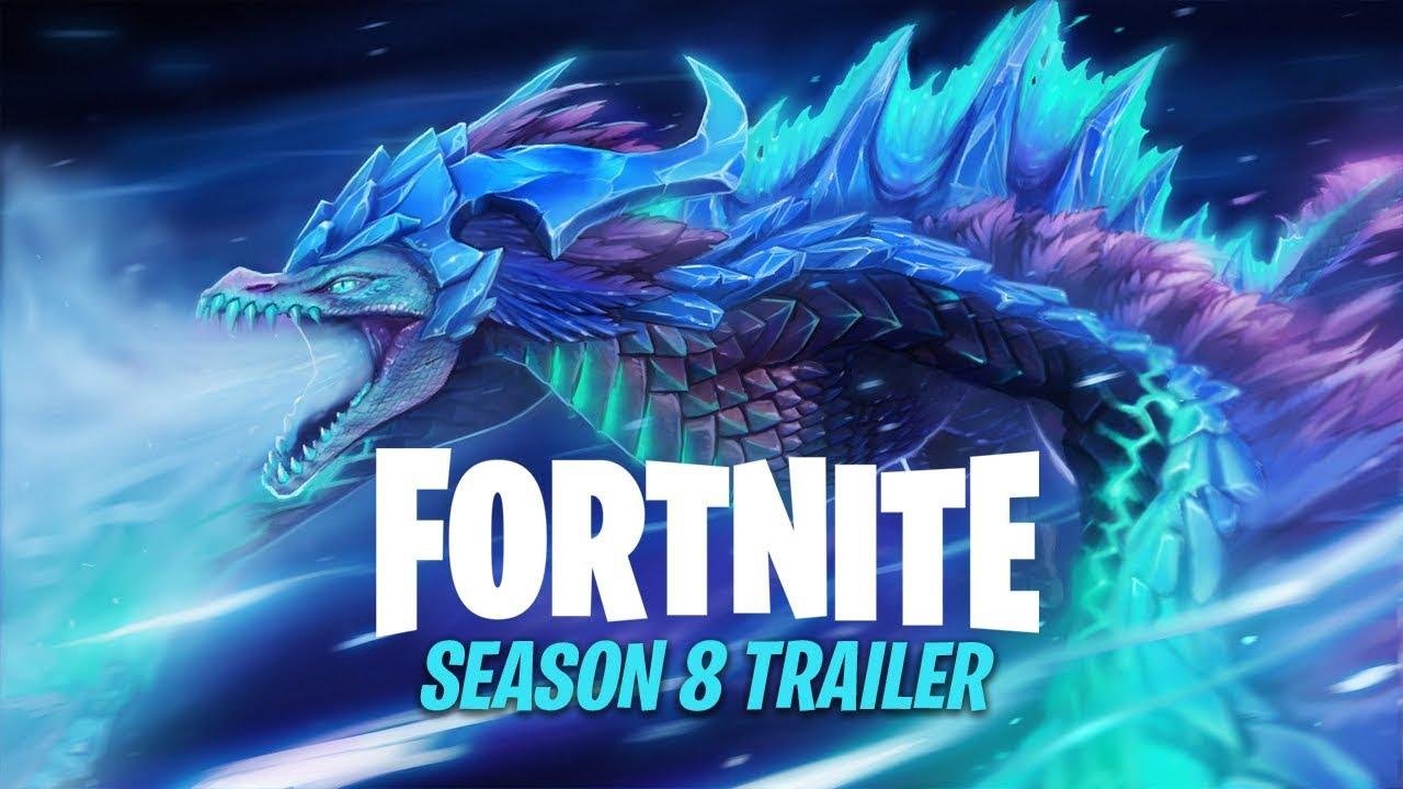 fortnite season 8 trailer - fortnite information season 8