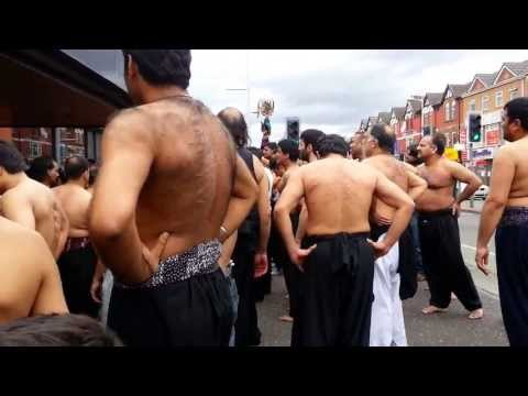 Shiite Muslims in Manchester, UK