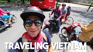 How To Travel Vietnam (Traveling Ho Chi Minh City on a Motorcycle)