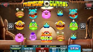 QQ8788 - Egames -  Slot Games -  Monsters tunner