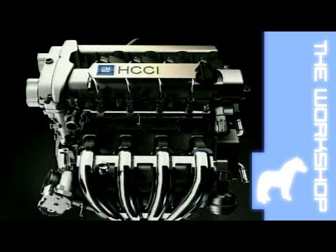 The future of IC engines? - HCCI
