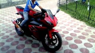 обзор мотоцикла вайпер 250 спорт