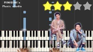 Baixar 찬열 (CHANYEOL) X 세훈 (SEHUN) - We Young 《MINIBINI EASY PIANO ♪》 ★★★☆☆