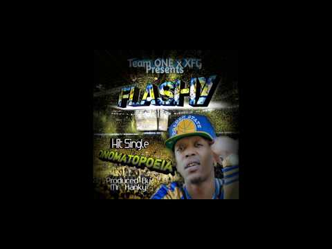 "Flashy single ""Onomatopoeia"" prod. by Mr. Hanky"