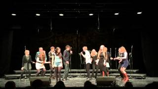 "Dopplers at AAVF 2015: ""Take me Coco"" (Choir Competition)"