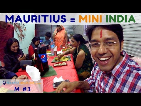 Indian culture in Mauritius | Food | Hindi