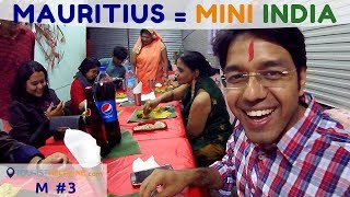 Indian culture in Mauritius | Food | Hindi