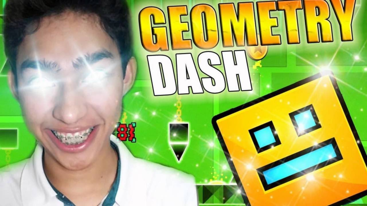 EL DIOS DE GEOMETRY DASH !! - Geometry Dash   Fernanfloo VideosEliminados