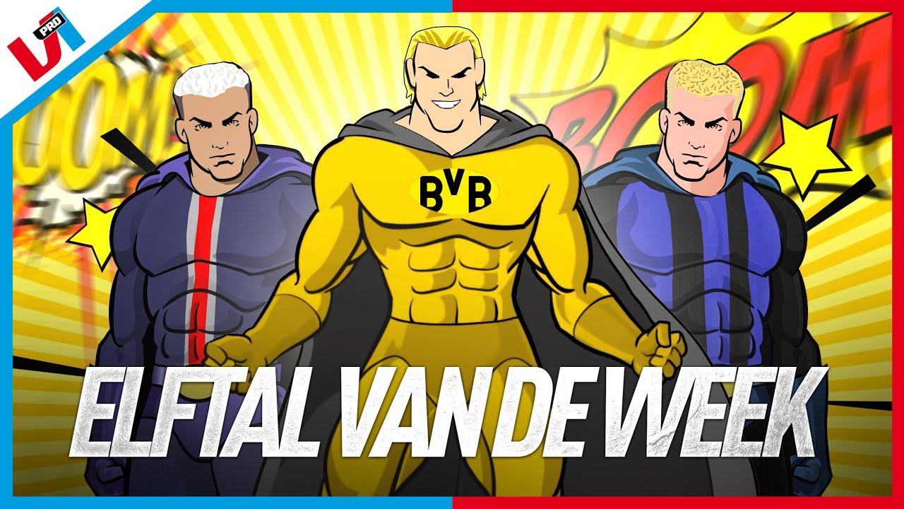 TOTW XL: Swingen Met Neymar Lang & Superhero Haaland!