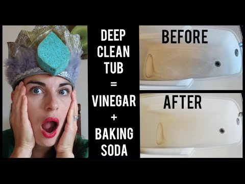 How To Remove Stains From A Bathtub | Bathtub Stain Removers That Work!