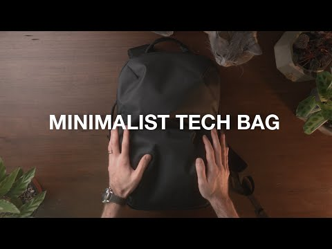 What's in My Bag? | 2020 Minimalist Tech Bag