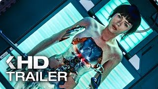 GHOST IN THE SHELL Trailer & Featurette (2017)