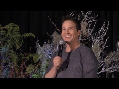 Jaxcon Travis Aaron Wade 2016 FULL Panel Supernatural