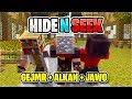 Učím ALKANA Minecraft #5 [Hide N Seek]